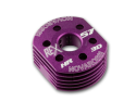 Rex 57 HR-3D - Cooling Head Fucsia Anodized