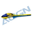 HF4507  450L Speed Fuselage – Yellow & Blue