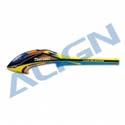 HF5024  500L Speed Fuselage – Yellow & Blue
