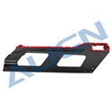 H70B005XXW  700X Carbon Fiber Main Frame(L)-2.0mm