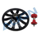 H70G013XXW  105T M1 Helical Autorotation Tail Drive Gear Set