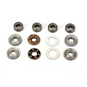 BLH4504 Main Grip Bearing Kit: 300 X  by BLADE