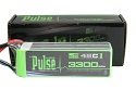 BAT1933 PULSE 6S 22.2V 3300mAh 35C-XTREME POWER SERIES