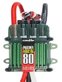Castle Creations PHX Edge 80 HV 50V 80 AMP ESC