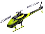 SG501   SAB Goblin 500 Fbl Electric Helicopter Yellow/Black Kit